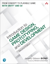Game Design, Prototyping, And Development