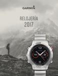 Garmin - Relojería