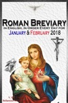 The Roman Breviary In English In Order Every Day For January  February 2018