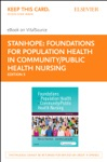Foundations For Population Health In CommunityPublic Health Nursing