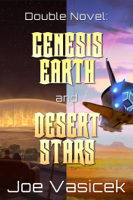 Joe Vasicek - Genesis Earth and Desert Stars artwork