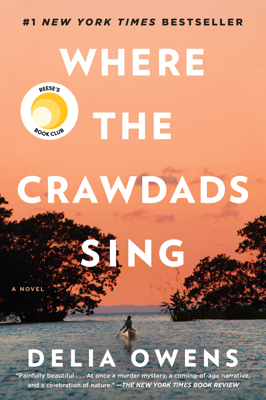 Where the Crawdads Sing - Delia Owens book