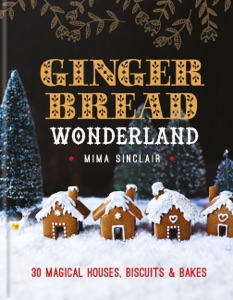 Gingerbread Wonderland by Mima Sinclair Book Cover
