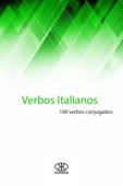 Verbos Italianos: 100 verbos conjugados Book Cover