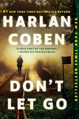 Don't Let Go - Harlan Coben book