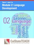 Module 2: Language Development