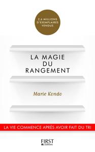 La magie du rangement La couverture du livre martien