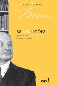 As seis lições Book Cover