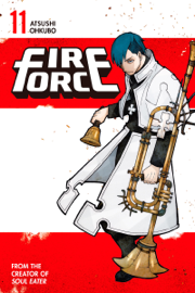 Fire Force Volume 11 book