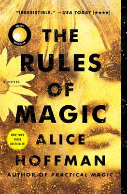 The Rules of Magic - Alice Hoffman book