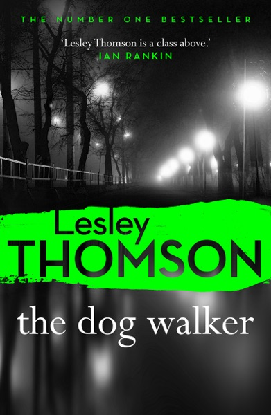 The Dog Walker - Lesley Thomson book cover