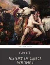 History Of Greece, Volume 1: Legendary Greece