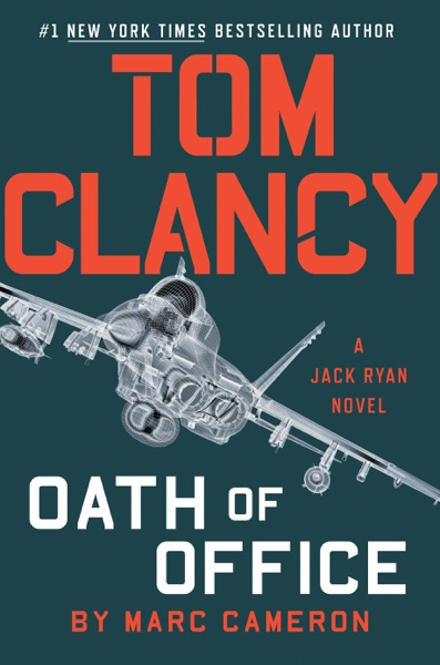 Tom Clancy Oath of Office - Marc Cameron book cover