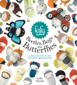 lalylala's Beetles, Bugs and Butterflies Book Cover