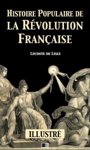 Histoire populaire de la Révolution Française (Illustré) La couverture du livre martien