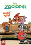 Disney Zootopia Family Night Younger Readers