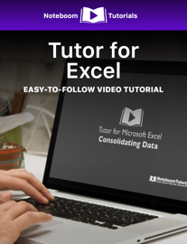 Tutor for Microsoft Excel