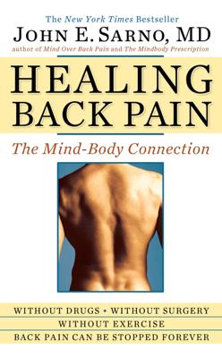 Healing Back Pain - John E. Sarno book