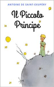 Il Piccolo Principe Copertina del libro