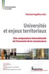 Universits Et Enjeux Territoriaux