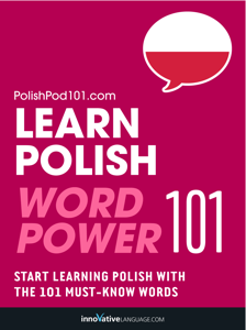 Learn Polish - Word Power 101 ebook