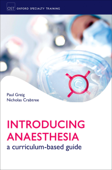 Introducing Anaesthesia