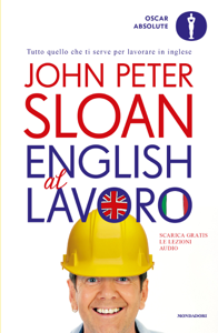 English al lavoro Libro Cover