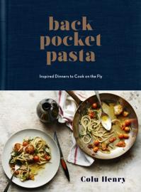 Back Pocket Pasta book