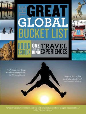 The Great Global Bucket List - Robin Esrock book