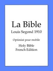 La Bible, Louis Segond 1910