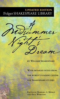 A Midsummer Night's Dream - William Shakespeare book