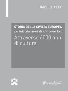 Le introduzioni di Umberto Eco  Attraverso 6000 anni di cultura Libro Cover