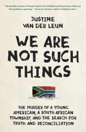 We Are Not Such Things book