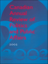 Canadian Annual Review of Politics and Public Affairs 2002