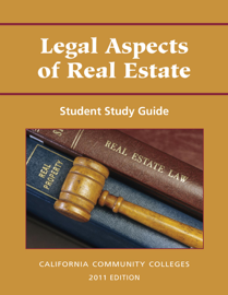 California Legal Aspects of Real Estate