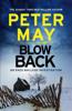 Peter May - Blowback artwork