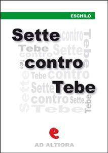 Sette contro Tebe Book Cover