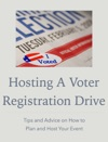 Hosting A Voter Registration Drive