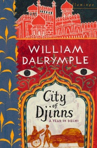 City of Djinns Book Cover