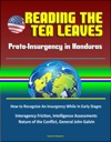 Reading The Tea Leaves Proto-Insurgency In Honduras - How To Recognize An Insurgency While In Early Stages Interagency Friction Intelligence Assessments Nature Of The Conflict General John Galvin