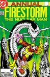 The Fury Of Firestorm Annual 1983- 4