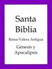 Bold Rain - La Biblia, Reina-Valera Antigua: Génesis y Apocalipsis ilustración