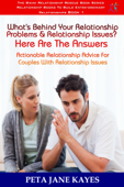 What's Behind Your Relationship Problems & Relationship Issues? Here Are The Answers Actionable Relationship Advice For Couples With Relationship Issues: The Bikini Relationship Rescue Series Book 1