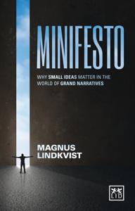 Minifesto Boekomslag