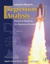 Instructors Manual For Regression Analysis