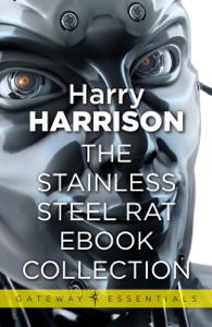 The Stainless Steel Rat eBook Collection La couverture du livre martien