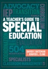 A Teachers Guide To Special Education