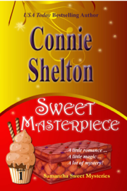 Sweet Masterpiece: The First Samantha Sweet Mystery book