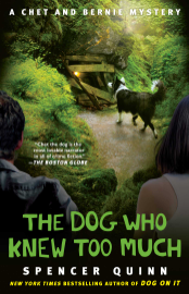 The Dog Who Knew Too Much book