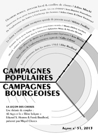 Campagnes populaires, campagnes bourgeoises PDF Download